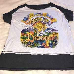 The Beatles Lucky In The Sky With Diamonds tee XL